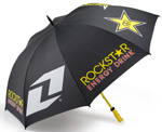 Umbrella Rockstar Black Yellow