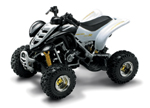 Yamaha Raptor 1.32 Scale