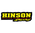 Hinson Racing Motocross Sticker