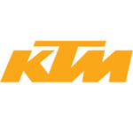 KTM 5 Foot Logo Sticker