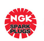 NGK Spark Plugs Sticker
