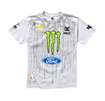 Mens Ken Block Ford Monster Drip Tee