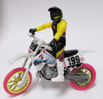 Travis Pastrana Road Champs White