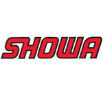 Showa Motocross Sticker