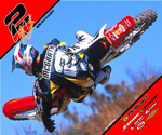 Jeremy McGrath Motocross Blanket