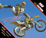 Travis Pastrana Motocross Blanket