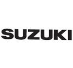 Suzuki Motocross Sticker