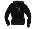 Girls Monster Energy Kingdom Zip Hoddie