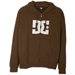 DC Shoes Mens Star Sweatshirt Chocolate