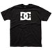 DC Shoes Mens Star t-Shirt Black