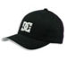 DC Shoes Mens Star Cap Black