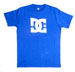 DC Shoes Mens Star t-Shirt Blue