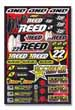 Chad Reed sticker kit 2009