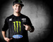 Ken Block DC Shoes Monster Energy Ford t-shirt
