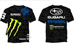 Ken Block DC Shoes Monster Energy Sideways t-shirt