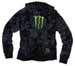 Monster Energy Headline Zip Hooded Sweatshirt