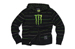 Monster Energy Division Zip Hooded Sweatshirt