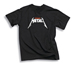 Speed Metal Black T