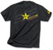 Rockstar Energy t-shirt Black