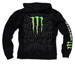 Monster Energy Claw Hoodie